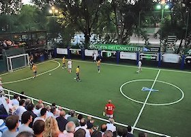 Coppa Canottieri di calcio a 5 - Circolo Canottieri Lazio
