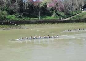 Derby di Canottaggio - Circolo Canottieri Lazio