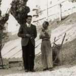 Foto storica della Coppa Canottieri