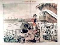 Immagine storica del Circolo Canottieri Lazio