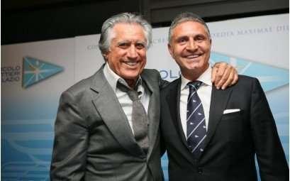 Buzzanca e il presidente Condemi