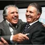 Buzzanca abbraccia il presidente Condemi