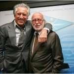 Buzzanca con Adriano Pintaldi