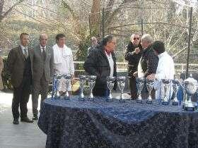 Memorial Claudio Damiani 2012