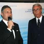 Presentazione nuovi soci del Circolo Canottieri Lazio