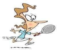 Scuola tennis donne