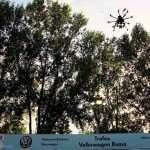 Il drone che ha ripreso l'inizio della Coppa dei Canottieri 2014
