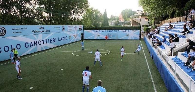 Azioni di gioco della Coppa dei Canottieri 2014