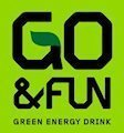 logo Go&Fun - Green energy drink