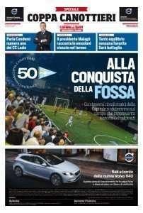 Speciale del Corriere dello Sport sulla Coppa Canottieri 2014