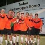 Trofeo Voklswagen Roma 2014