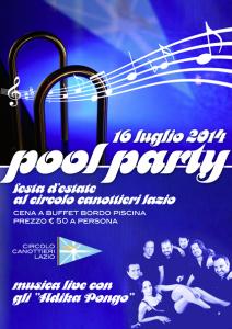 Festa d'estate 2014 al Circolo Canottieri Lazio