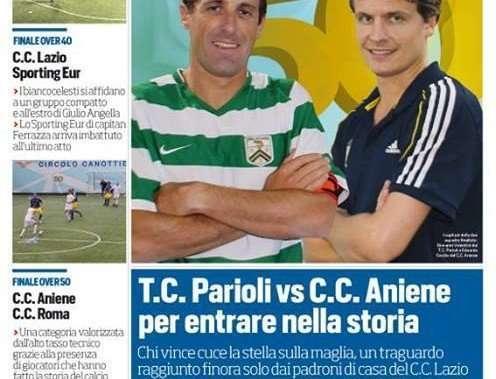 Speciale Corriere dello Sport sulle Finali della Coppa Canottieri 2014