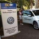 Terzo test drive Volkswagen - Coppa dei Canottieri 2014