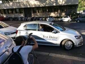 Test drive Volkswagen