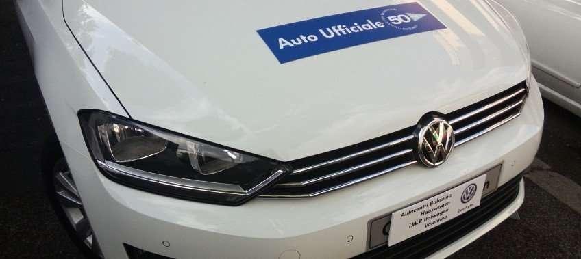 Test drive Volkswagen al Circolo Canottieri Lazio