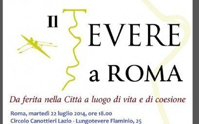 """Convegno """"Il Tevere a Roma"""""""