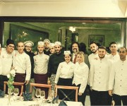 Olimpiadi gastronomiche al Circolo Canottieri Lazio