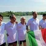 Vittoria per il Circolo Canottieri Lazio ai Campionati italiani del mare