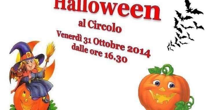 Festa di Halloween per bambini al Circolo Canottieri Lazio