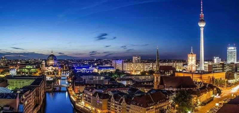 Proposta di viaggio a Berlino con il Circolo Canottieri Lazio