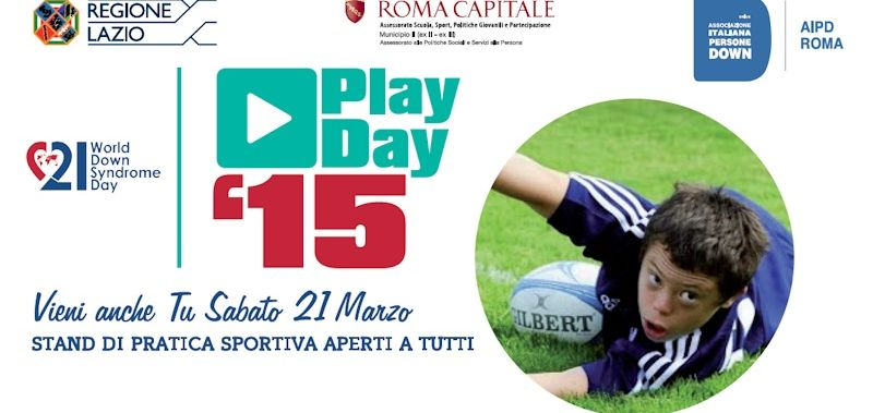 Play Day 2015 al Circolo Canottieri Lazio