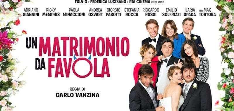 """Locandina del film """"Un matrimonio da favola"""""""