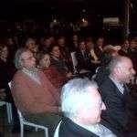 Affollata platea per la presentazione del libro 'Sotto gli otto minuti'