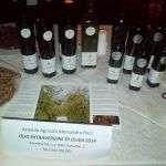 L'olio del frantoio Ricci di Montecchio