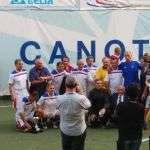 RCC Tevere Remo - Squadra vincitrice Coppa Canottieri 2015 categoria Over 60