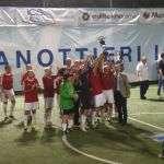 CT Eur - Squadra vincitrice Coppa Canottieri 2015 categoria Over 50