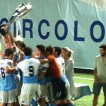 CC Lazio - Squadra vincitrice Coppa Canottieri 2015 categoria Assoluti