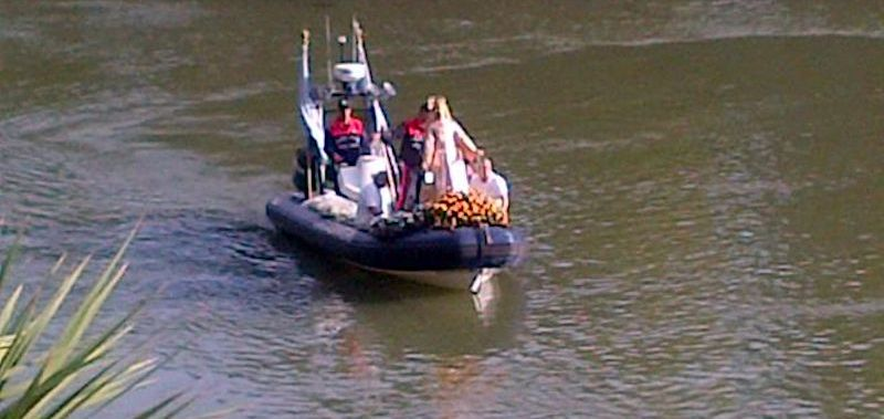 Processione della Madonna Fiumarola 2015