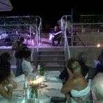 Sergio Caputo alle Olimpiadi Gastronomiche 2015 al Circolo Canottieri Lazio