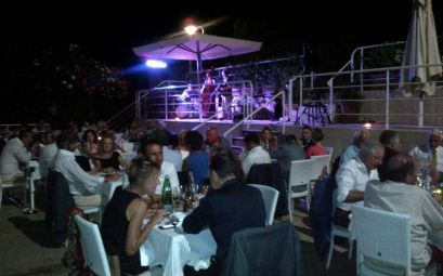 Olimpiadi Gastronomiche 2015 al Circolo Canottieri Lazio