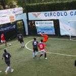 Dodicesima giornata della Coppa dei Canottieri 2015 di calcio a 5