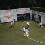 Tredicesima giornata della Coppa dei Canottieri 2015 di calcio a 5