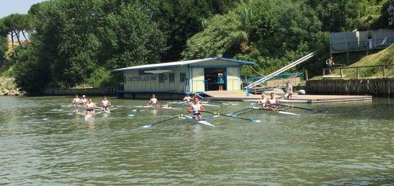 Scuola di Canottaggio del Circolo Canottieri Lazio