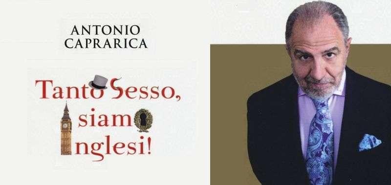 Presentazione del libro 'Tanto Sesso, siamo inglesi' di Antonio Caprarica