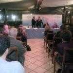 Presentazione del libro Suburra di Massimo De Cataldo e Carlo Bonini