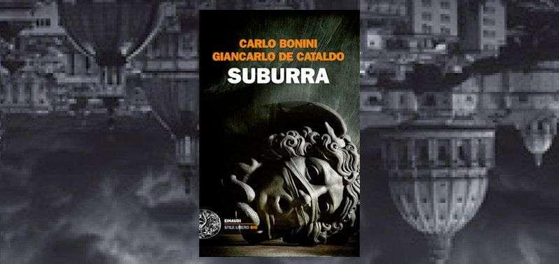 Presentazione del libro Suburra al Circolo Canottieri Lazio