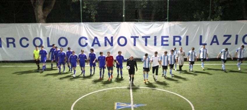 Prima giornata Coppa dei Canottieri 2016 di calcio a 5