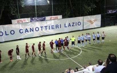 Finale over 40 della Coppa dei Canottieri 2016 di calcio a 5