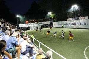 Finale over 50 della Coppa dei Canottieri 2016 di calcio a 5