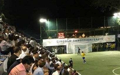 Serata finale della Coppa dei Canottieri 2016 di calcio a 5