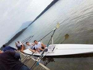 Canottieri Lazio alla prima Regata Nazionale Lazio Rowing di Canottaggio