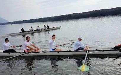 Canottieri Lazio alla prima Regata Nazionale Lazio Rowing
