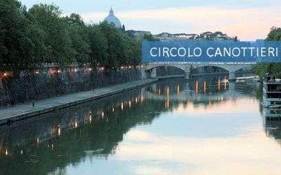 Il fiume Tevere - Circolo Canottieri Lazio