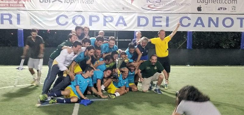 Finale Coppa dei Canottieri 2017 di calcio a 5