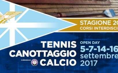 Corsi di tennis, canottaggio e calcio al Circolo Canottieri Lazio